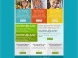 Easy Email Newsletter Templates Free Best Email Newsletter Templates 12 Free Psd Eps Ai