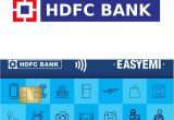 Easy Emi On Debit Card Hdfc Easyemi Card Benefits and Charges Creditcardmantra Com