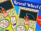 Easy Handmade Teachers Day Card How to Make A Reveal Wheel Card Teacher S Day Card Idea Fun Interactive Card
