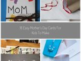 Easy Mothers Day Card Ideas Pin Auf Motherday