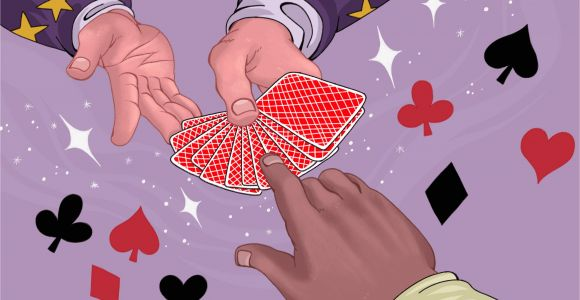 Easy No Prep Card Tricks Learn the World S Best Easy Card Trick