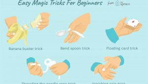 Easy Quick to Learn Card Tricks Easy Magic Tricks for Kids and Beginners