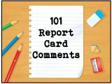 Easy Report Card Comments for Kindergarten 143 Best Progress Reports Images In 2020 Parents as