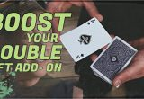 Easy Sleight Of Hand Card Tricks Boost Your Double Lift Performance with This Simple Ads On Sleight Of Hand Card Magic Tutorial