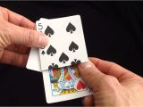 Easy Sleight Of Hand Card Tricks Easy Magic Trick Learn A Simple 3 Card Monte