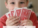 Easy Sleight Of Hand Card Tricks Three Awesome Card Tricks for Kids