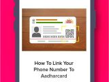 Easy Way to Download Aadhar Card Adhar Link to Mobile Sim for android Apk Download