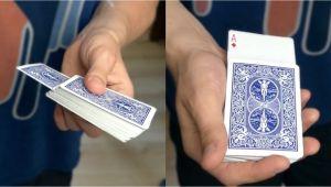Easy yet Impressive Card Tricks Rising Card Trick Tutorial Card Tricks Magic Tricks