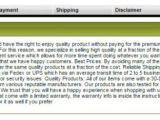 Ebay Description Templates Ebay 34 000