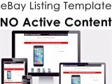 Ebay Listing Template software Ebay Listing Template HTML Professional Mobile Responsive