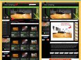 Ebay Product Description Template Advanced Ebay Store Design with Listings In Black Neon