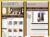 Ebay Product Description Template Ebay Product Description Template In Dark Brown theme 39