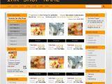 Ebay Store Template Tutorial 17 Ebay Store Templates Images Ebay Shop Design orange