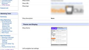 Ebay Store Template Tutorial New Ebay Store Template Tutorial Free Template Design