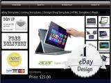Ebay Template Design software Ebay Template Listing Templates Design Shoptemplate
