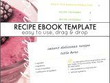 Ebook Cookbook Template Recipe Ebook Template and Next Comes L
