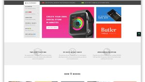 Ecomerce Templates 51 Awesome Ecommerce WordPress themes 2018 Colorlib