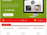 Ecommerce Email Templates Free Download Best 40 Shopping Ecommerce Email Templates Frip In