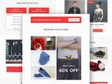 Ecommerce Email Templates Free Download Ecommerce Email Templates Psd 72pxdesigns