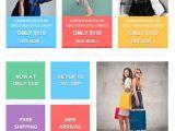 Ecommerce Email Templates Free Download Online Shop Ecommerce Email Design Psd Shops Fonts