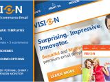 Ecommerce Email Templates Free Download Vision Corporate Ecommerce Email Template by Janio