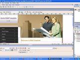 Edit Dreamweaver Template Edit Web Template with Adobe Dreamweaver Cs3 Youtube