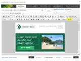 Edit Sharepoint Template Enovapoint Send Newsletters In Sharepoint 2010 2013