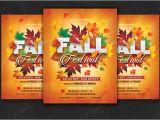 Editable Flyer Templates Download 25 Fall Flyer Templates Word Ai Psd Eps Vector