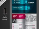 Editable Flyer Templates Online Free Editable Brochure Template Free Vector 123freevectors