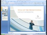 Editing A Powerpoint Template How to Edit A Powerpoint Presentation Template