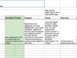 Editorial Calendar Template Google Docs Editorial Calendar Template Google Docs Best Business