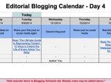 Editorial Calendar Template Google Docs Google Sheets Templates Beepmunk