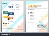 Education Brochure Templates Free Download Brochure Design Templates for Education the Best