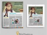Education Email Templates School Newsletter Template 7 Word Pdf Psd Documents