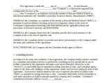 Educational Consultant Contract Template 40 Contract Templates Docs Pages Word