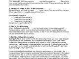 Educational Consultant Contract Template Flevy Com Sample Consulting Contract
