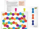 Educational Game Templates Cut Paste Create Have Students Create Vocabulary