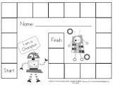 Educational Game Templates Free Printable Blank Board Games Education Pinterest