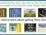 Educational Game Templates Powerpoint Games