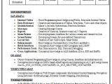 Eee Resume format for Freshers B Tech Eee Fresher Resume Sample 2 Career Resume