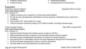 Effective Resume Samples Effective Resumes Examples Best Resume Gallery