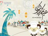 Eid Al Fitr Greeting Card Check Out This Behance Project Dfc E Card and Email