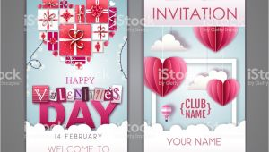 Eid Card for Lover with Name Glucklich Valentinstag Einladung Design Mit Liebe Herzen