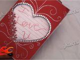 Eid Card Kaise Banate Hain Diy How to Make Valentine S Day Greeting Card Jk Arts 123
