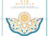 Eid Card Vector Free Download Download Premium Vector Of White and Blue Eid Mubarak