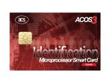 Eid In Food Security Card Acos3 Microprocessor Card Combi Acs