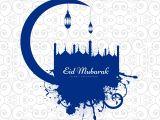 Eid Ul Azha Ke Card Moderner Eid Mubarak Hintergrundkartenvektor Download