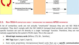 Eid Your Smart Card is Blocked Prnhsp01 Usb Contacless Coupler User Manual Developer S