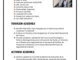 Ejemplo De Resumen Profesional Calameo Curriculum Vitae De Luciano Giuliani