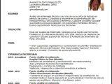 Ejemplo De Resumen Profesional Modelo Cv Auxiliar De Enfermeria Livecareer